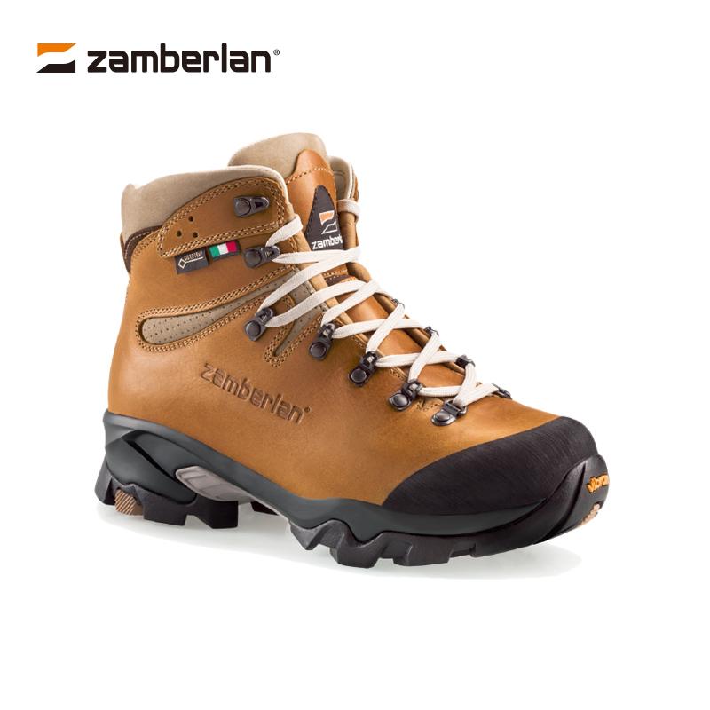 Zamberlan赞贝拉 新品户外GTX防水透气防滑徒步登山鞋靴女款 1996