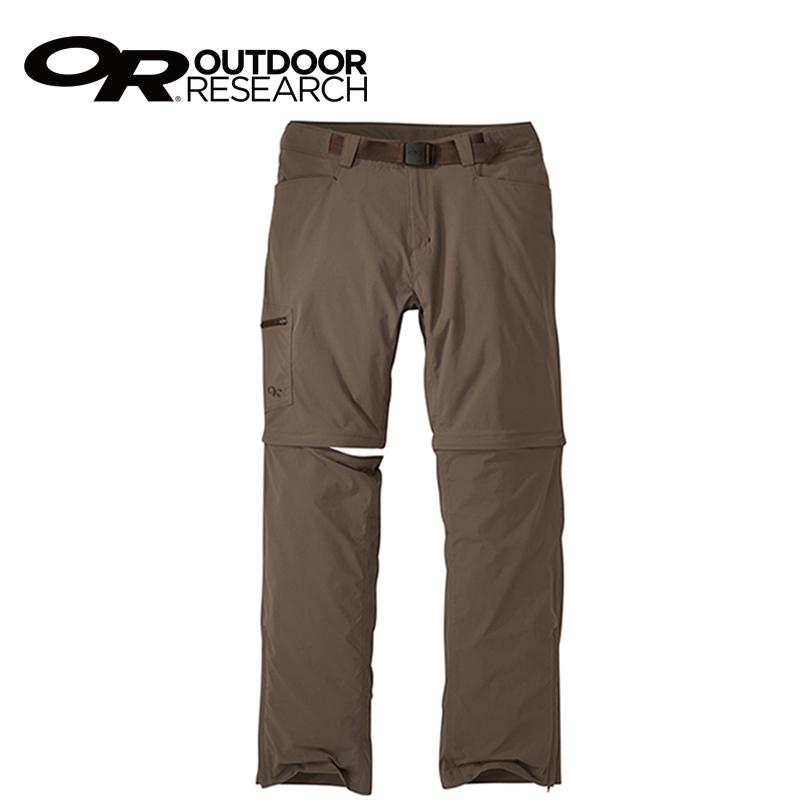 OR Equinox Convert Pants 男款春分防晒快干两截裤 242920
