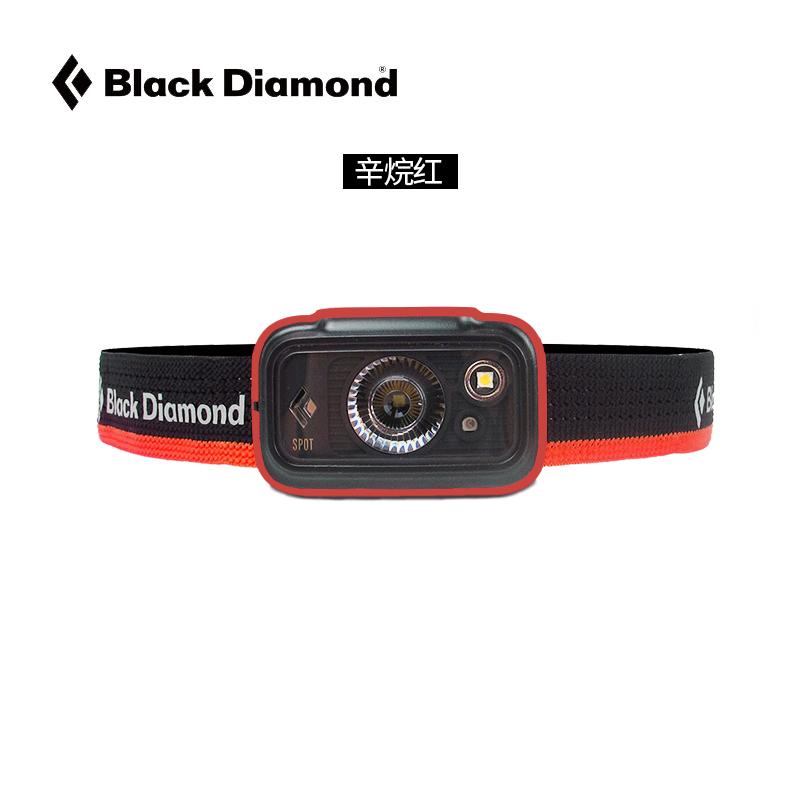 BlackDiamond黑钻BD Spot户外LED强光超亮点防水头灯620641