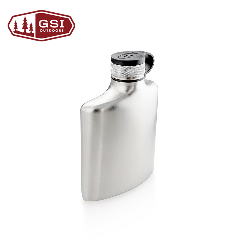 GSI Glacier Stainless Hip Flask 酒壶 66106/66108