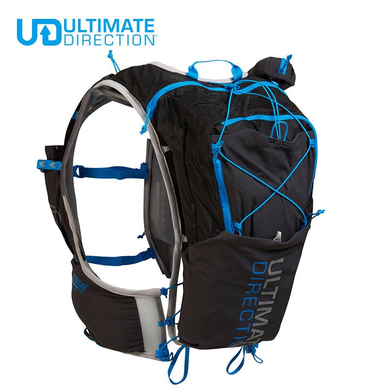 UD Adventure探险PB5.0男女越野跑步大容量水壶水袋背包17L