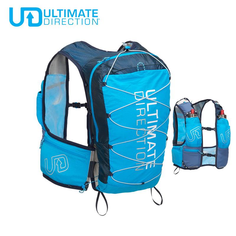 UD Mountain Vest 4.0 AK4.0山岳越野跑水壶水袋背包13L
