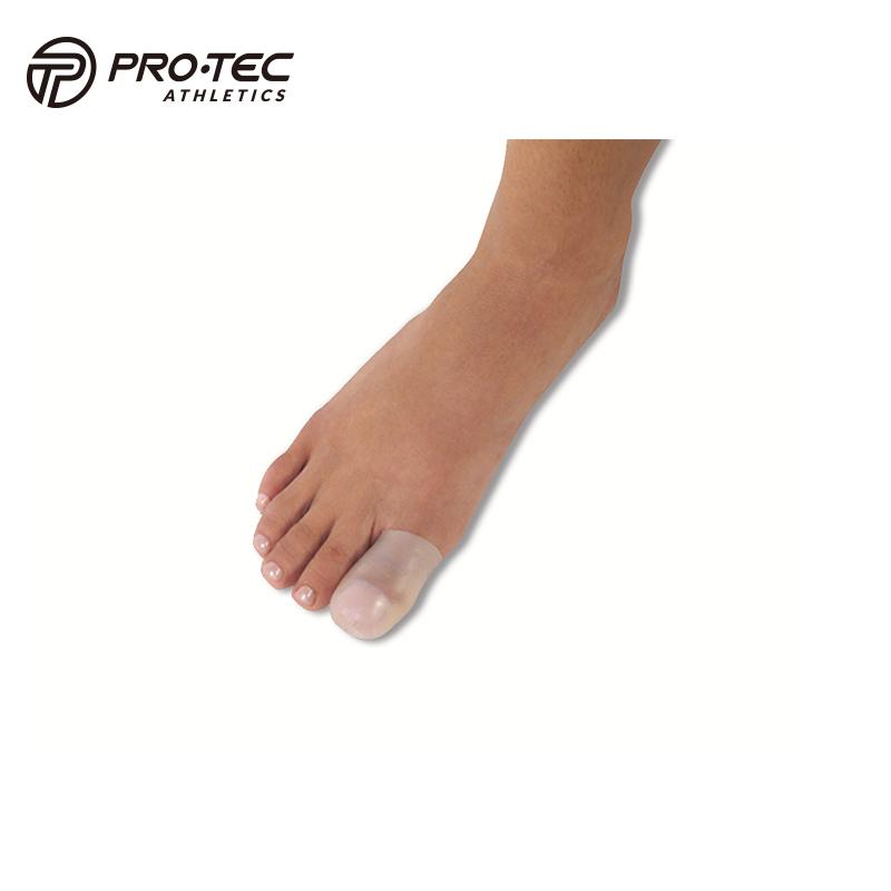 PRO-TEC Toe Caps-4/pk 脚趾护套 - 4只装