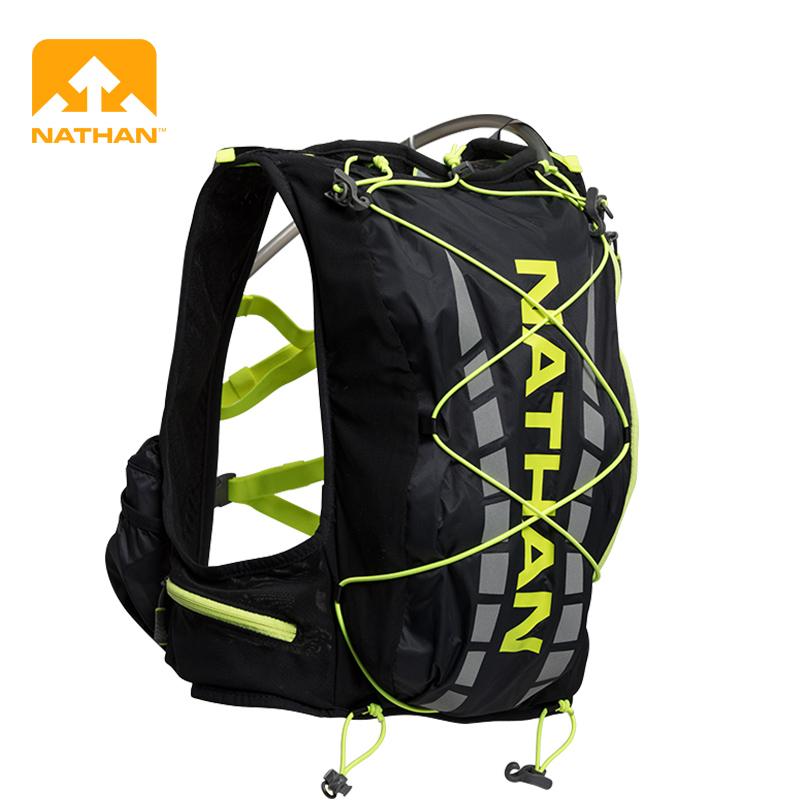 NATHAN VaporAir 空气超轻背心式水袋背包 4532