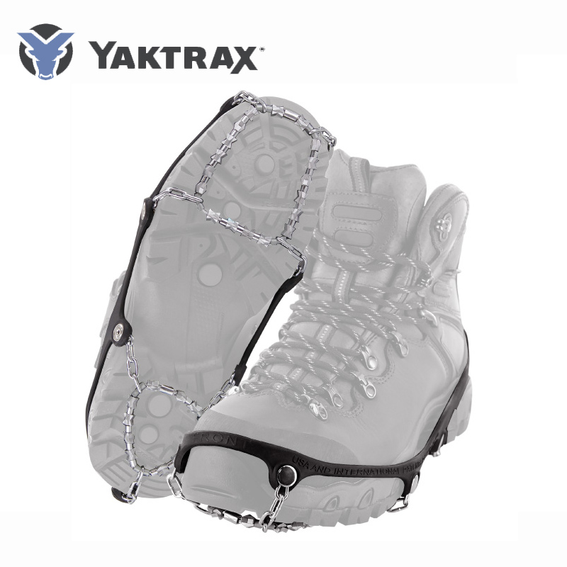 Yaktrax Diamond 全地形轻量冰爪 2018年新款
